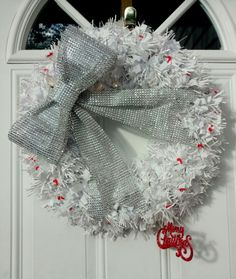 Created by Ambrosia.Loves #merrychristmas #custom #wreath #craftsandlaughts
