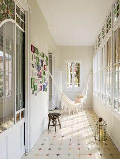 deconauta space: PISO EN LESSEPSProyecto de #interiorismo en piso modernista…