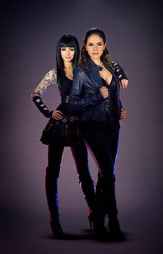 Kenzi and Bo, Lostgirl