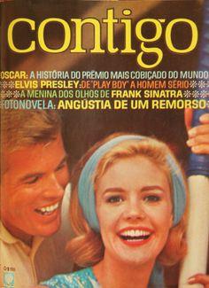 Sempre em evolução, nossa revista mudou com você e nessa edição de junho de 1964, por exemplo, já trazíamos matérias sobre o mundo do entretenimento... além de claro, as incríveis fotonovelas! :D