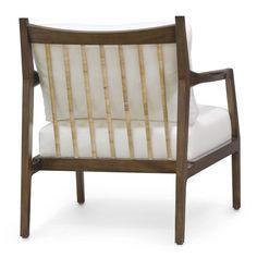 Palecek Lawrence Lounge Chair   Seating   Palecek   Brands   Candelabra, Inc.