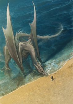 The Sea Dragon (2) by Silberius on DeviantArt