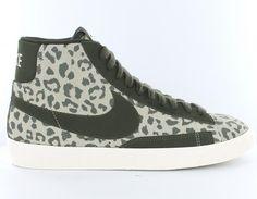 pretty nice a752f d9206 Nike Blazer vintage Leopard BEIGEVERT - Impact Shoes