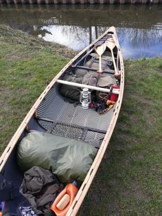 Canoe load out