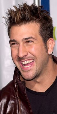 Joey Fatone - American singer, dancer, actor and television personality