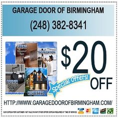 On the off chance that your door is harmed or has encountered a great deal of mileage because of abuse, we can introduce some modest garage doors that are wonderful and that can enhance the look and feel of your home.  Would you like to enhance your check claim? We can enable you to achieve this effectively when you get in touch with us in Birmingham, MI. We are specialists in a wide range of garage door link repair occupations. We have seen everything and have taken in the correct method to…
