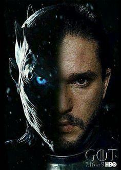 Rei da Noite x Jon Snow