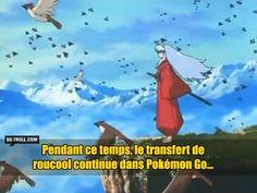 Pendant ce temps, dans Pokémon Go... - Be-troll - vidéos humour, actualité…