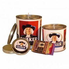 Set Quaker - Vintage Candles vintagecandles@gmail.com (51)30262976 www.conceitovintage.blogspot.com www.vintagecandles.mercadoshops.com.br