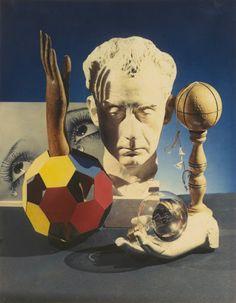 Man Ray. Still Life. 1933.