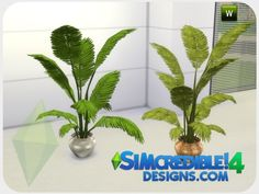 SIMcredible!'s Evening Falls Plant (Big)