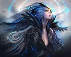Sakimi Chan - Crow Goddess