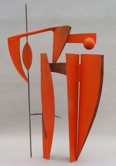 Simon Gaiger - steel sculpture 1