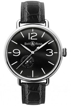 Bell & Ross Vintage BR WW1  This is definitely my style!