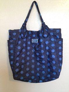 Marc Jacobs Tote Polka Dot Diaper Bag