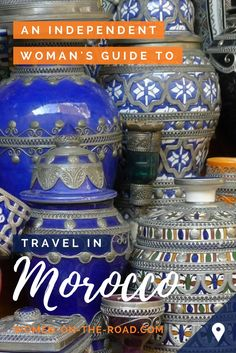 If you& a woman traveling independently, the idea of Morocco travel might be scary – but it might also be wrong. Get a woman traveler's take here. Travel Deals, Travel Guides, Travel Tips, Morocco Travel, Africa Travel, Visit Marrakech, Backpacking South America, Tourism Marketing, Tourism Day