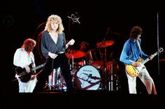 Led Zeppelin, Knwebworth Festival 1979. A month later Bonzo was dead and it was all over. Spine tingling