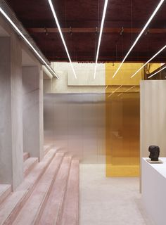 Acne studios / Andreas Fornell (Bozarthfornell Architects)