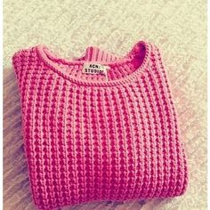 65f0pw-l-610x610-sweater-clothes-pink-winter-fashion-toast-tumblr.jpg... ❤ liked on Polyvore featuring pictures, pink, photos, images and icon