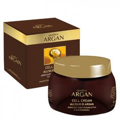 Cell Cream Qualikos Argan