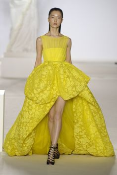 Giambattista Valli Fall Couture 2013 - Slideshow - Runway, Fashion Week, Reviews and Slideshows - WWD.com