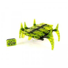 The Vex Robotics Scarab Robotic Kit is a 250-piece kit to build a giant-sized scarab robot.