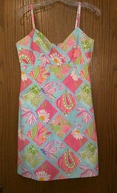 Authentic Lilly Pulitzer Sundress