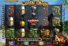 Read In-Depth Castle Siege 3D Online & Mobile Slot Machine At WinADay Review. How To Win Real Cash Money Playing Castle Siege 3D Video Slot Free Online.