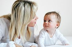 "Being involved in a genuine conversation with your child can provide the best type of ""baby talk"" to help develop language and communication skills. Here are 6 tips on how to engage your child with language development. Baby Sign Language, Speech And Language, Hearing Sounds, Speech Delay, Language Development, Baby Development, Baby Learning, Baby Born, Baby Hacks"