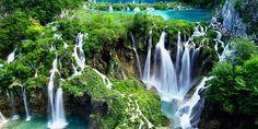 Národný park Plitvické jazerá | Chorvátsko