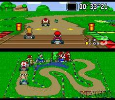 Mario's House Party ::