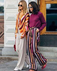 Fashion week 2018 Street style looks. Fashion girls and models. IN FASHION daily 40 Fashion Week Looks Spring Street Style, Street Style Looks, Looks Style, Street Chic, Street Fashion, Fashion Week 2018, Spring Fashion, Autumn Fashion, Modest Fashion