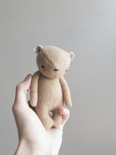 the dear ones  bear by ohalbatross on Etsy, $55.00