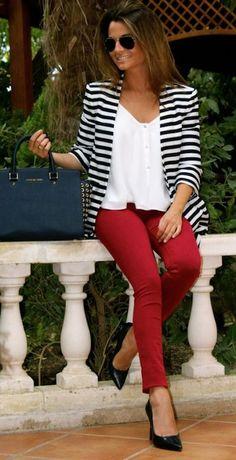 La chaqueta ilumina tu look; 35 modelos y estilos - Mujer Chic