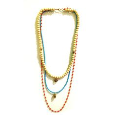 Sweet Summer Necklace, $68, now featured on Fab.