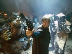 Returning to Return of the Jedi: January 2012
