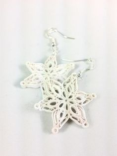 Eco-Friendly Paper Quilled Snowflakes by SweetheartsandCrafts