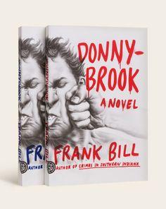 Donny-Brook by Rodrigo Corral, via Behance