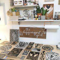 52 Weeks of Printmakers | Jen Hewett, printmaker, surface designer, textile artist | Page 5