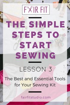 Your sewing machine and tools can make or break your sewing experience. In this…