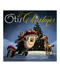 This An Otis Christmas Hardcover is perfect! #zulilyfinds Gabe loves this little book.  Sweet Christmas story!
