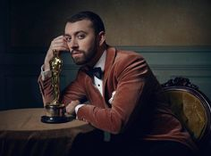 Oscars Party 2016 : Celebrity Portraits by Mark Seliger
