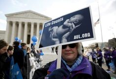 By Lawrence Hurley  WASHINGTON (Reuters) - The U.S. Supreme Court is due on Monday to issue its first major abortion ruling since 2007 against a backdrop of unremitting divisions among Americans on the issue and a decades-long decline in the rate at which women terminate pregnancies.  The court's