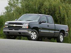 Chevy Silverado   jeudi 10 mars 2011