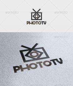 Photo Tv Logo  #GraphicRiver         File: -  PSD - Vector -  CMYK - Text can change   Fonts: Gorgonzolla –  .dafont /gorgonzolla.font     Created: 30March12 GraphicsFilesIncluded: PhotoshopPSD Layered: Yes MinimumAdobeCSVersion: CS2 Resolution: Resizable Tags: PhotoTvLogo #emd #todik