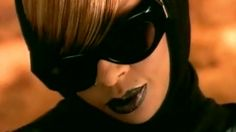 Mary J. Blige's dark