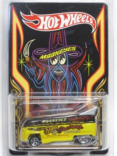 2012 Hot Wheels Yokohama JAPAN Collectors CONVENTION Mooneyes VW Drag Bus 1/1500