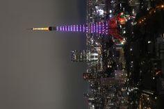 Tokyo Tower + Roppongi Hills☺
