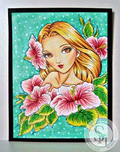 Dream Laine: Hibiscus Beauty!