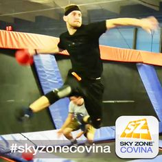 Think You Got What it Takes? Check out Sky Zone Dodgeball! #skyzonecovina #skyzone #fun #jump #covina #california #igers #bounce #kids #teenagers #trampoline #play #fitness #health #foampit #exercise #openjump #exercise #gymnastics #tumbling #workout #fit #fitness #trampoline #birthdayparty